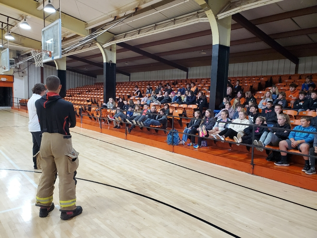 YFD explains how to be safe in a fire.