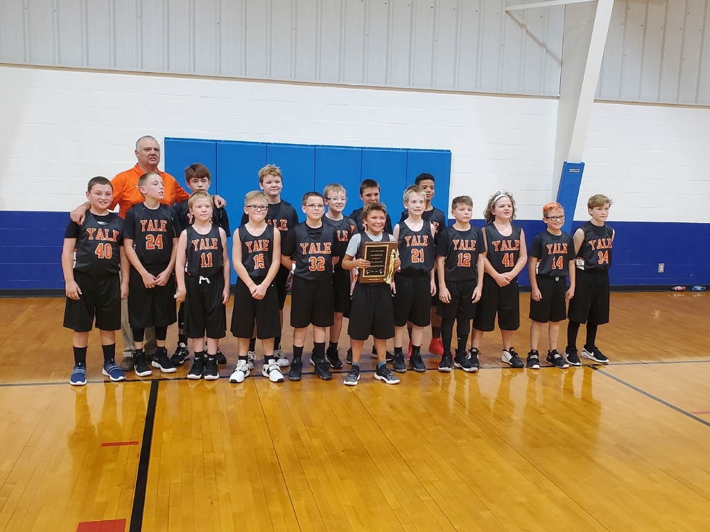 5th and 6th Gr. Boys Basketball Team
