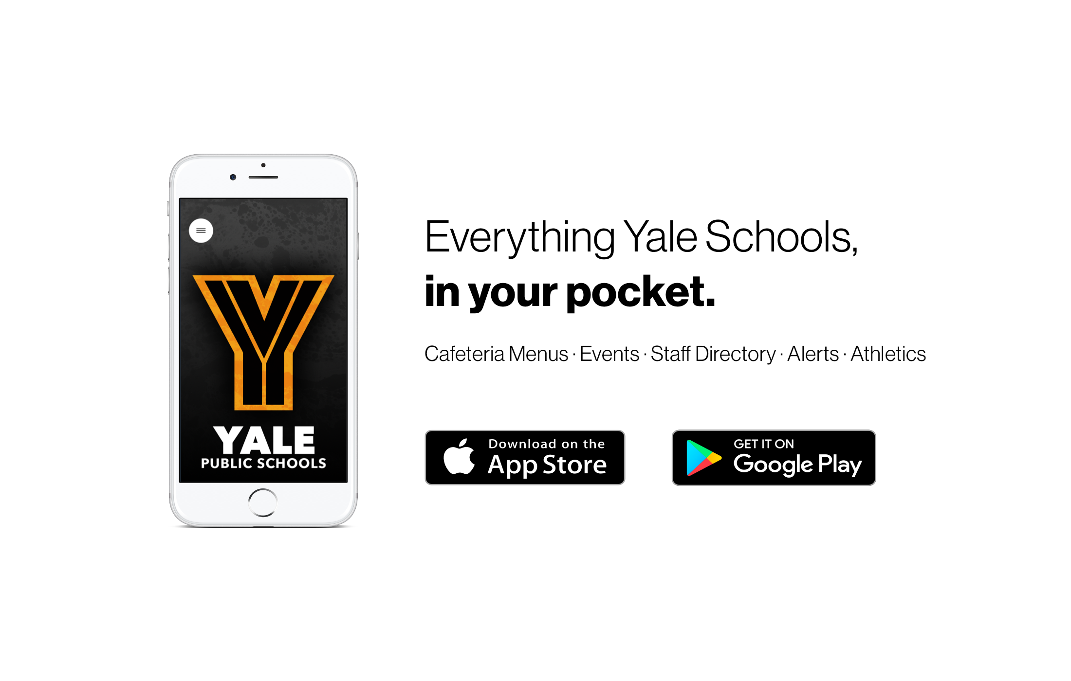 It's everything Yale Schools in your pocket